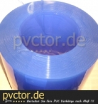 PVC Rollenware transparent