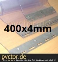 PVC 400x4mm als Meterware