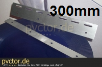 Haltebleche 300mm ( Nicht Rostfrei )