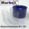 PVC Rolle transparent 300 x 3 mm x 25m