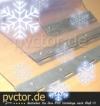 Extra PVC Streifen für TK Anlagen ( Tiefkühl Meterware )