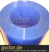 PVC Rolle transparent 300 x 3 mm x 25m