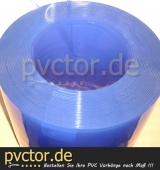 PVC Streifen 400 x 4mm -  pro Meter