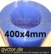 40cm PVC Streifen von der Rolle